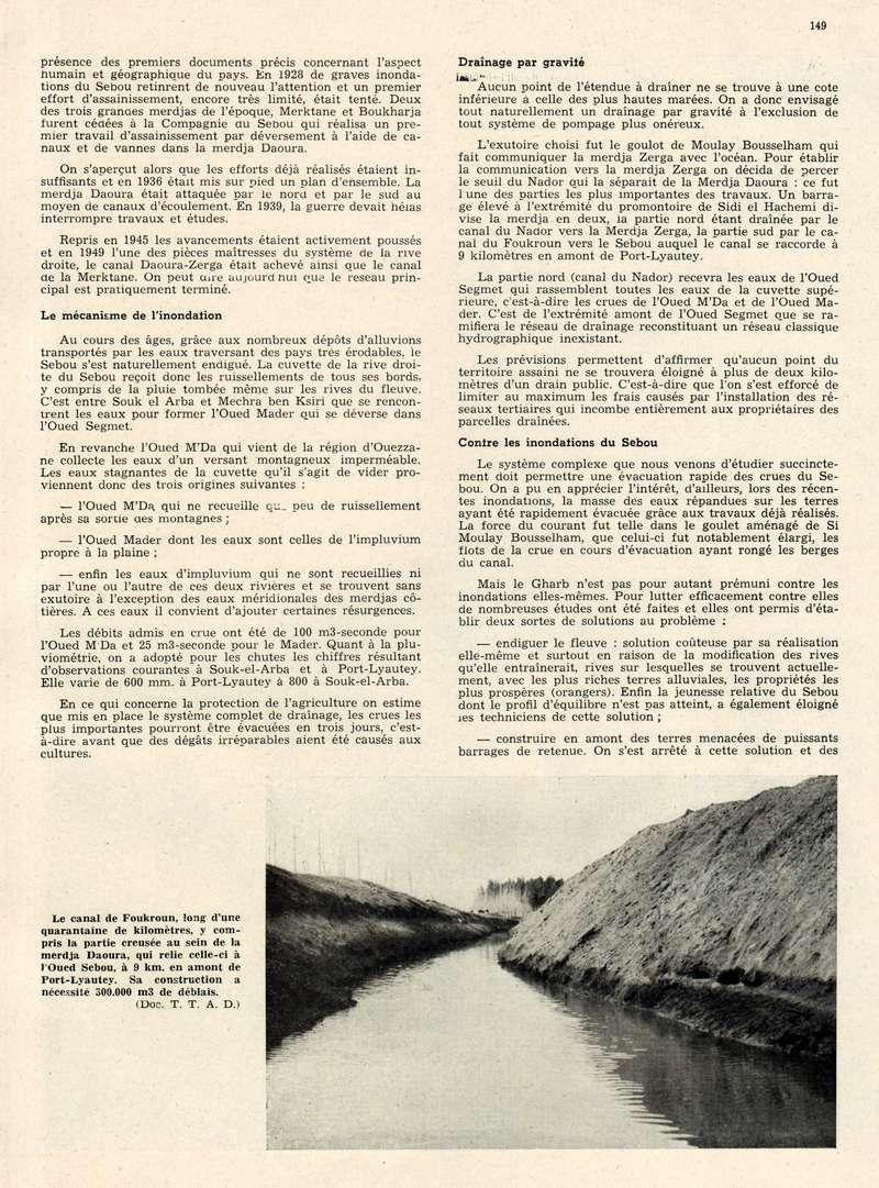 L'Hydraulique et l'Electricité au MAROC. - Page 7 07-14910