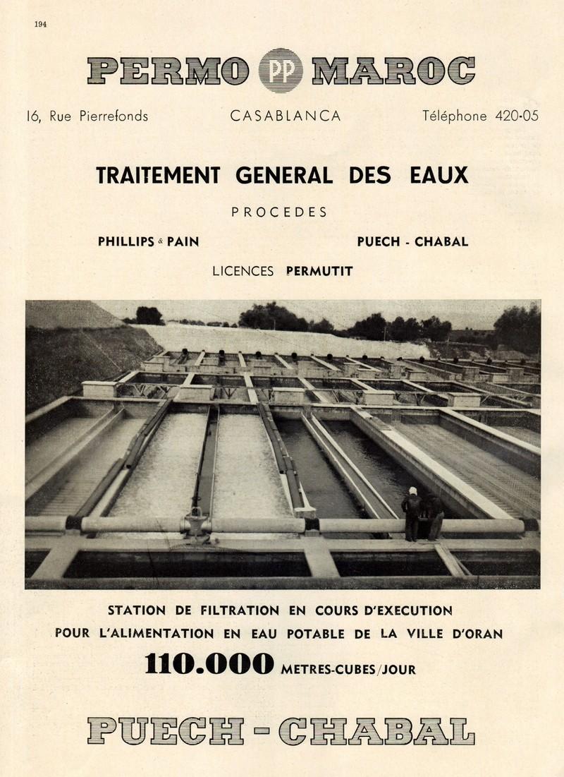 L'Hydraulique et l'Electricité au MAROC. - Page 9 10-19410