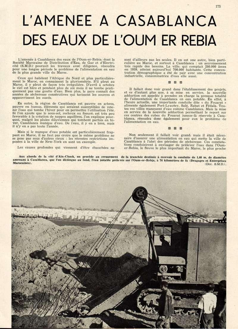 L'Hydraulique et l'Electricité au MAROC. - Page 8 13-17310