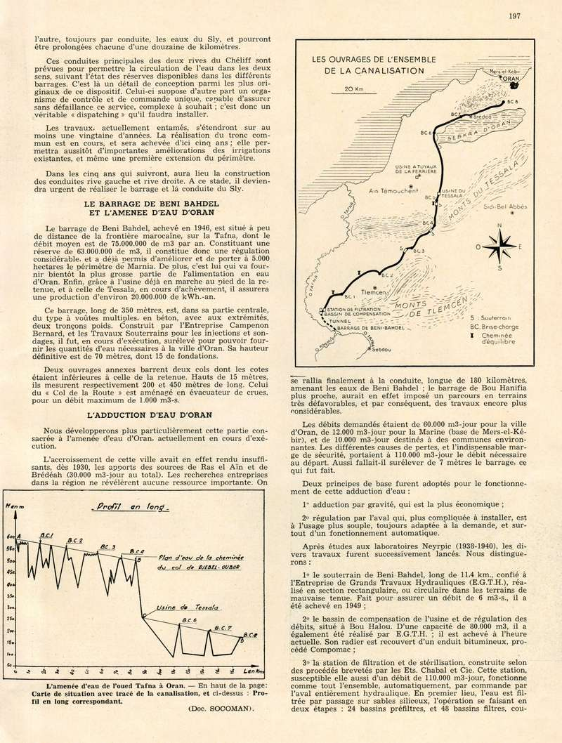 L'Hydraulique et l'Electricité au MAROC. - Page 9 13-19710