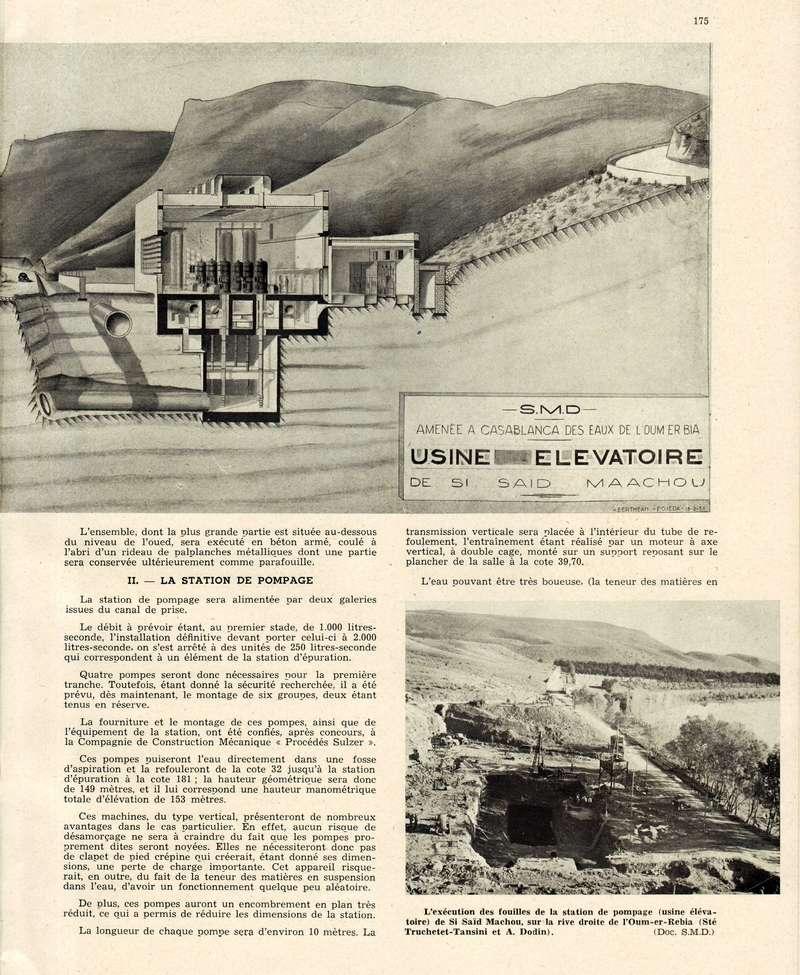 L'Hydraulique et l'Electricité au MAROC. - Page 8 15-17510