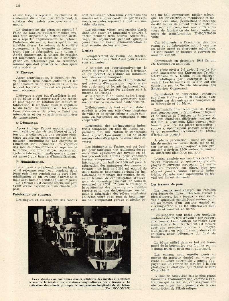 L'Hydraulique et l'Electricité au MAROC. - Page 6 16-13610
