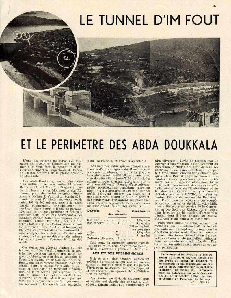L'Hydraulique et l'Electricité au MAROC. - Page 6 19-13710