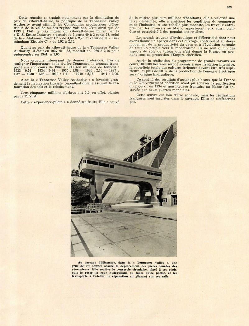 L'Hydraulique et l'Electricité au MAROC. - Page 9 19-20310