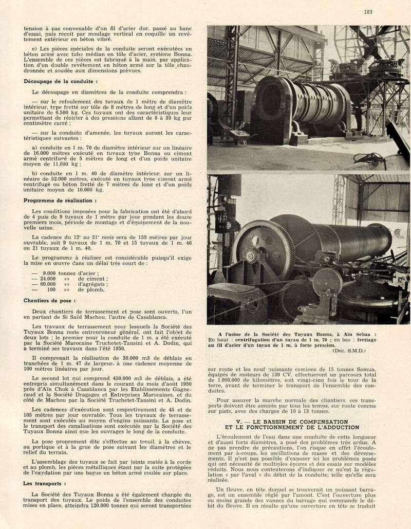 L'Hydraulique et l'Electricité au MAROC. - Page 8 23-18310