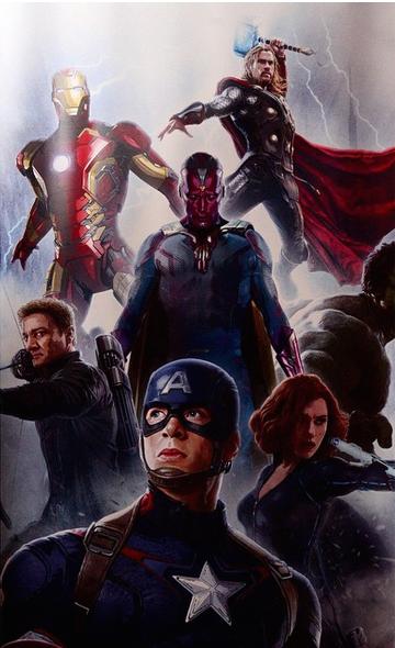 [Marvel] Avengers : L'Ère d'Ultron (2015) - Page 6 51625110