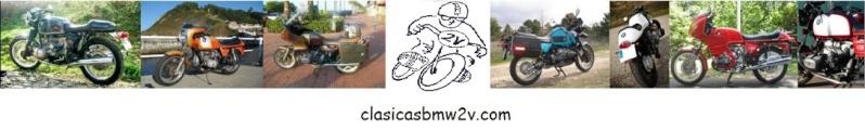 CLÁSICAS BMW DE 2 VÁLVULAS