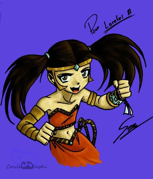 Saphirina a sorti ses crayons ! - Page 29 Soliso10