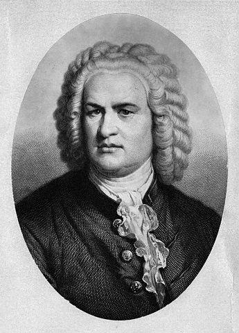 كونشرتو للهارب سيكورد و الوتريات والباص كونتينيو من اشهر اعمال باخ  Concerto in F minor, BWV 1056   45610