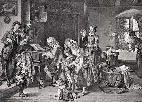 اربع متتابعات للاوركسترا من اعمال يوحنا سباستيان باخ  Orchestral Suite  من رقم BWV1066 الى رقم BWV1069   56385810