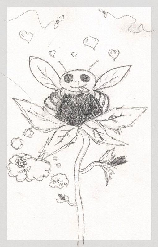 Humanisme, Renaissance et... Ophrys ! Dessin16