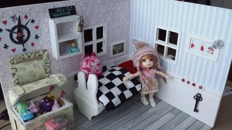 Mon tout premier Diorama taille Pukifee 20141110