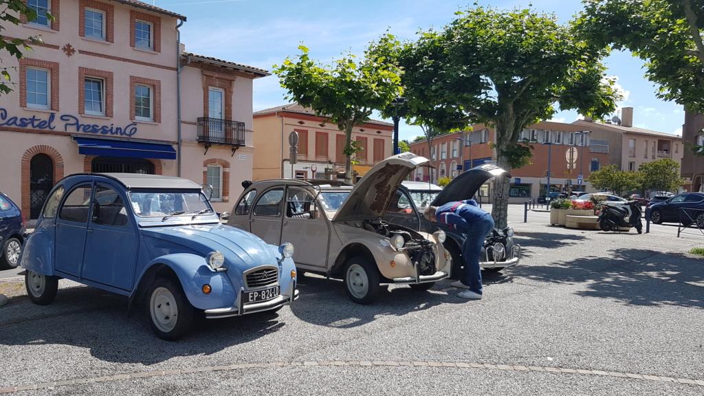 Les Volants de Castel. 20190616