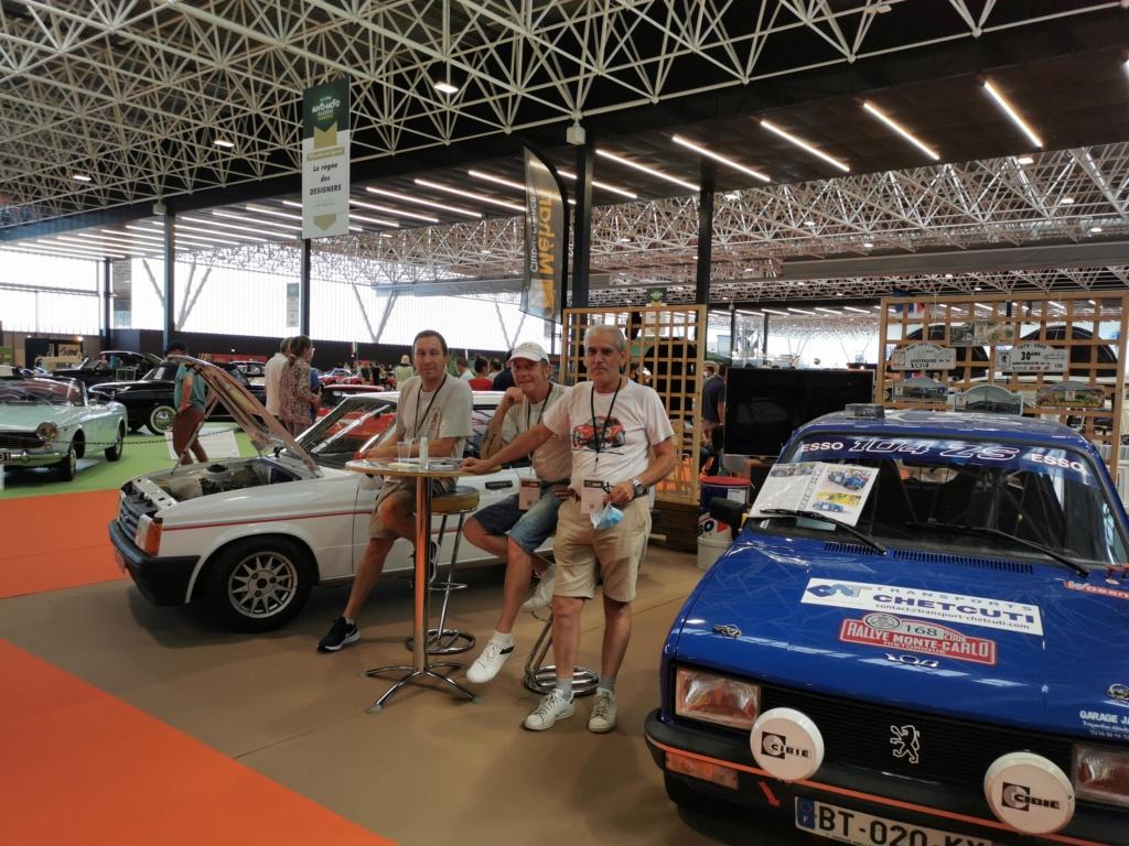 (31)[11/12/13/09/2020] Salon Auto-Moto Classic Toulouse  Img_2089