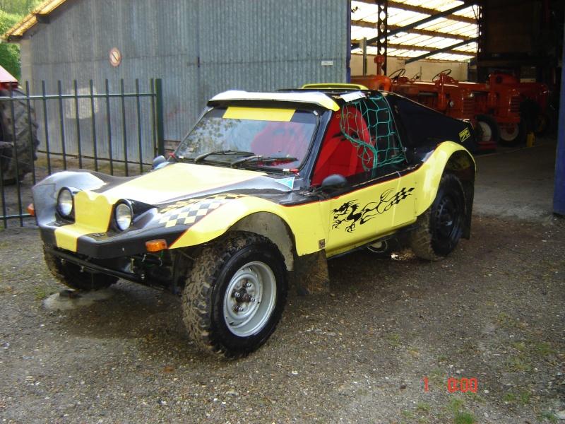 Restauration d'un buggy phil's car - Page 2 Profil10