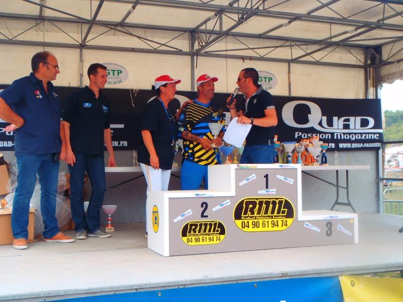 Course Endurance quad, Mazan octobre 2014 Course15