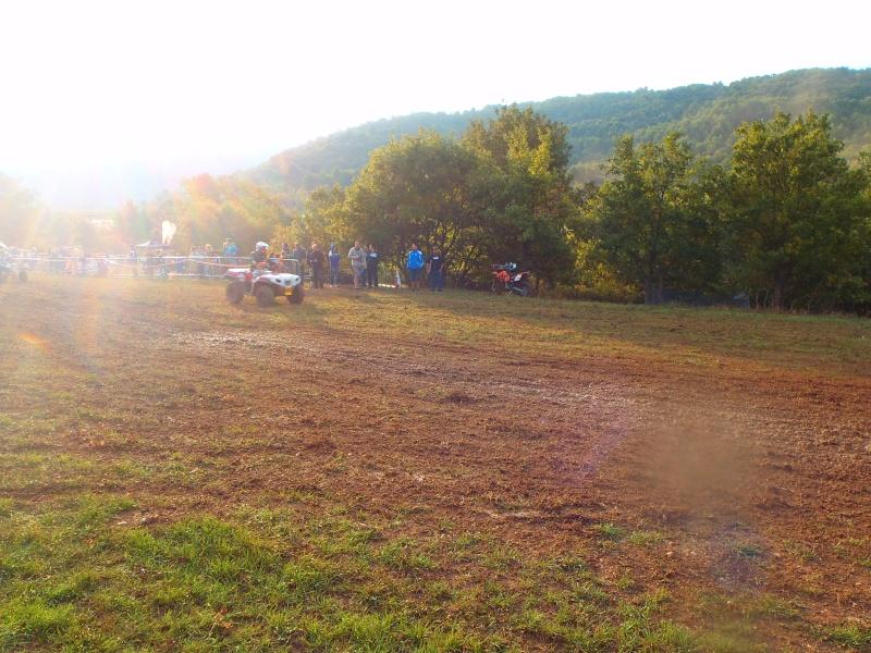 Course Endurance quad, Mazan octobre 2014 Course28