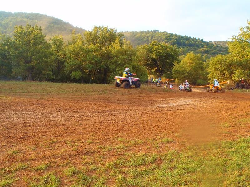 Course Endurance quad, Mazan octobre 2014 Course29
