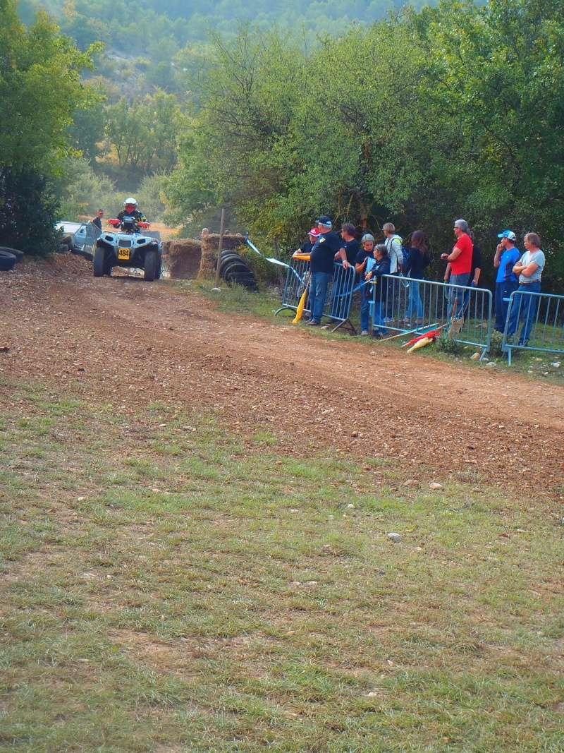 Course Endurance quad, Mazan octobre 2014 Course31