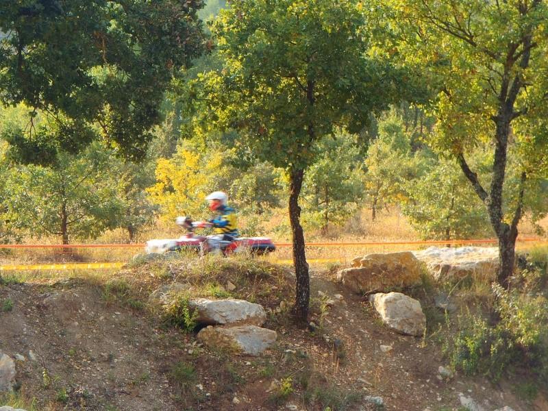 Course Endurance quad, Mazan octobre 2014 Course35