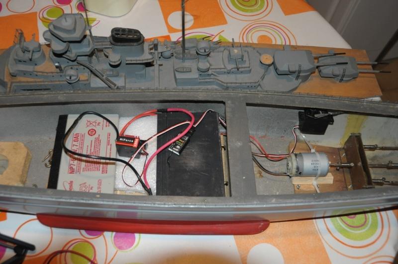 Bismarck mutant devenu Tirpitz Dsc_0913
