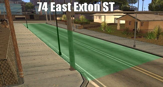 Géographie & Topographie du quartier East_e10