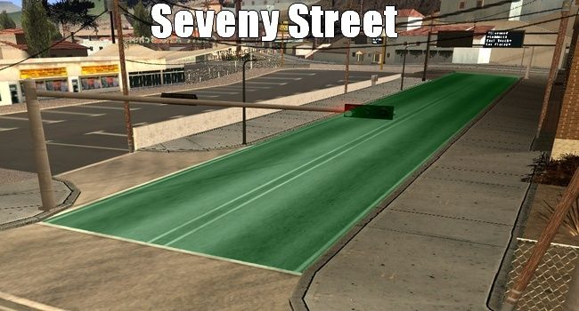 Géographie & Topographie du quartier Seveny10