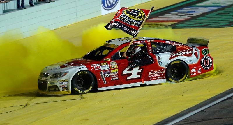 NASCAR RACE LE VENDREDI 12 DECEMBRE 2014 Harvic10