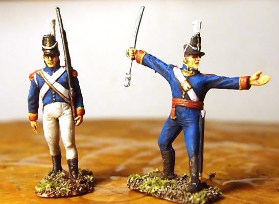 Espagnols 1/72e Pb110615