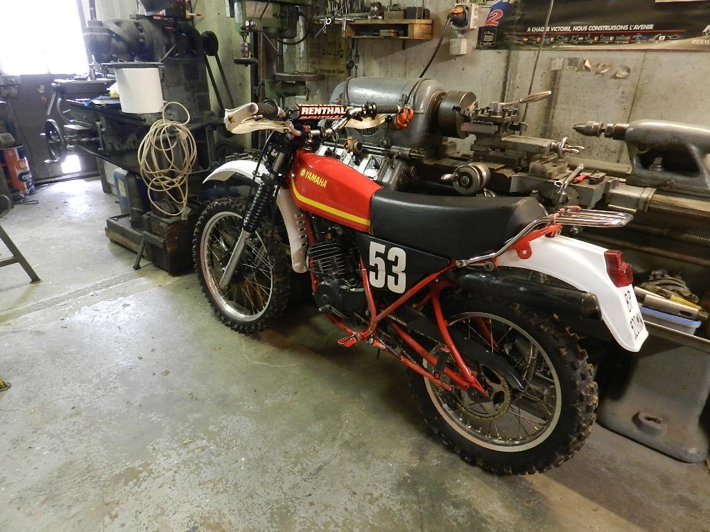 La MX 175 cc de Gérald  - Page 2 Dscn9511