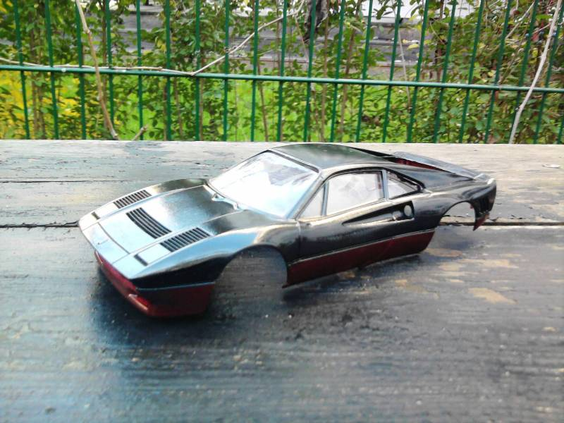 Italeri Ferrari 288 GTO 1:24 21_10