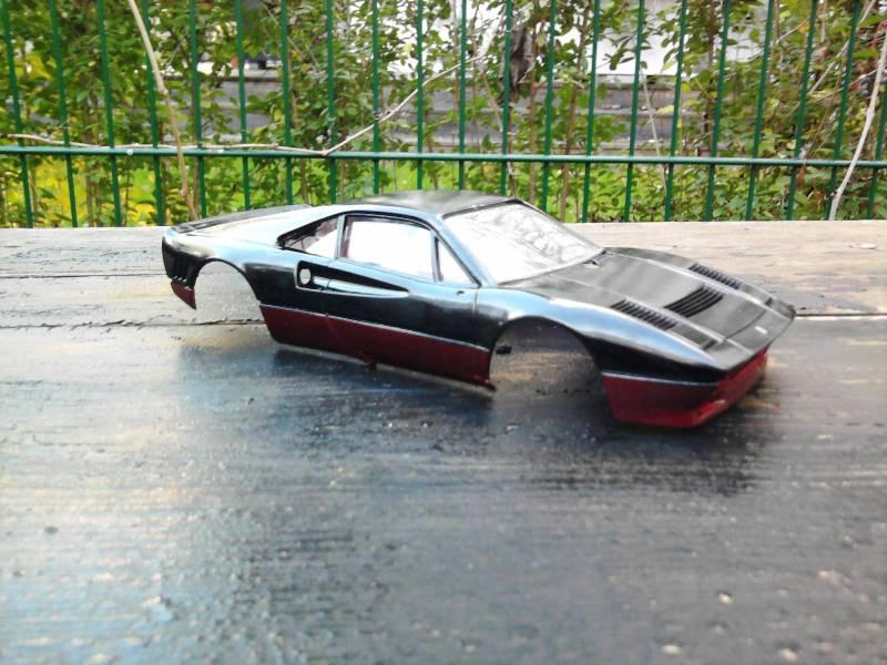 Italeri Ferrari 288 GTO 1:24 22_10