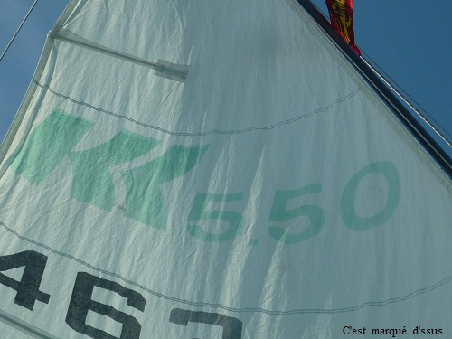 Vends grand voile occasion Gaastra P1040111