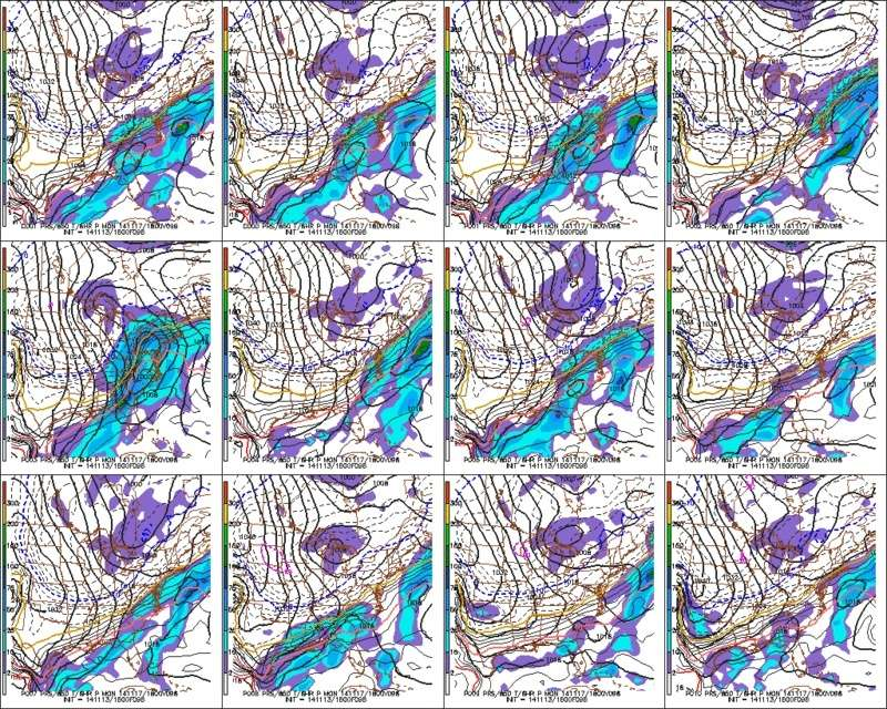 Significant snows possible last two weeks of November Atn11