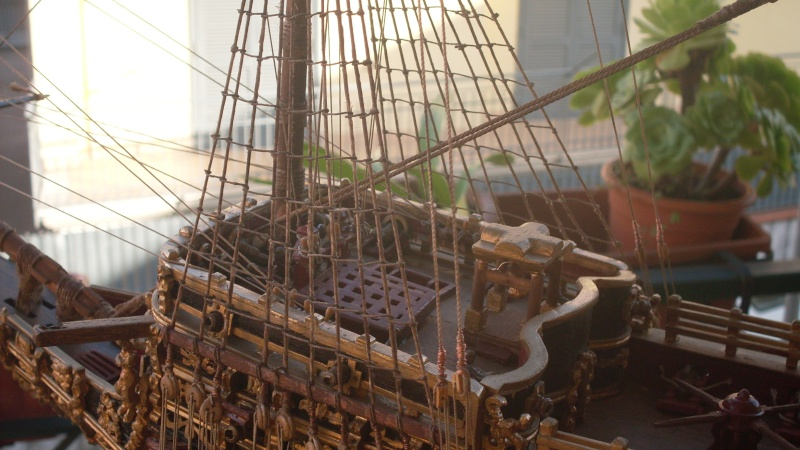 Sovereign of the seas Mantua model  - Pagina 2 Sdc10314