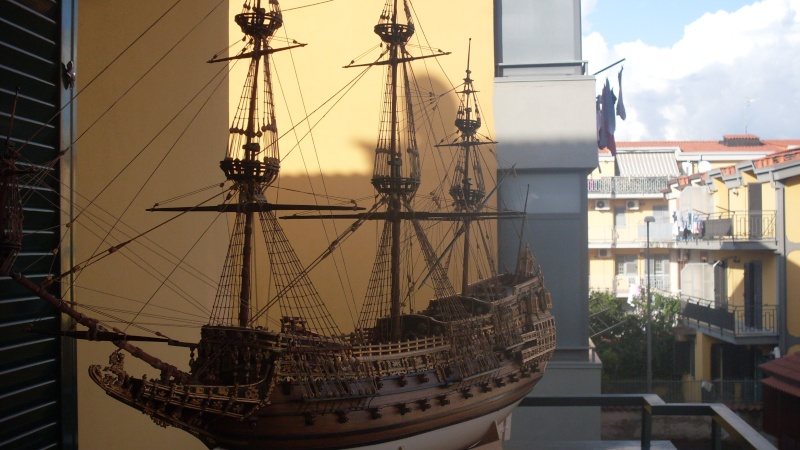 Sovereign of the seas Mantua model  - Pagina 2 Sdc10320