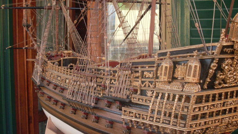 Sovereign of the seas Mantua model  - Pagina 2 Sdc10322