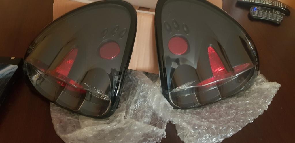 Phares et Feux arrières US complet pour S4 ( Town & go) à vendre 20201016