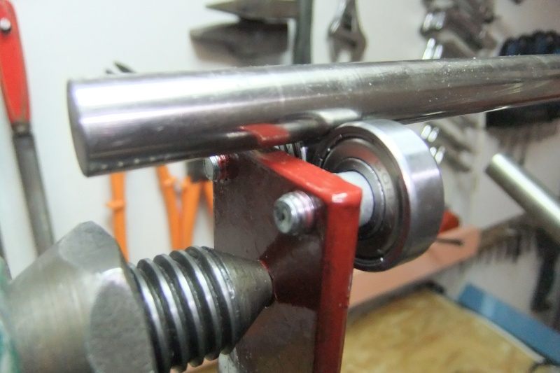 Changement pneu avant  Dscf5311