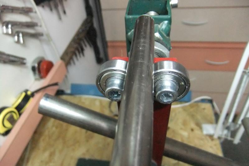 Changement pneu avant  Dscf5312