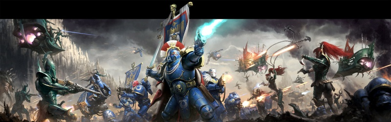 [W40K] Collection d'images : Warhammer 40K divers et inclassables - Page 2 Warham10