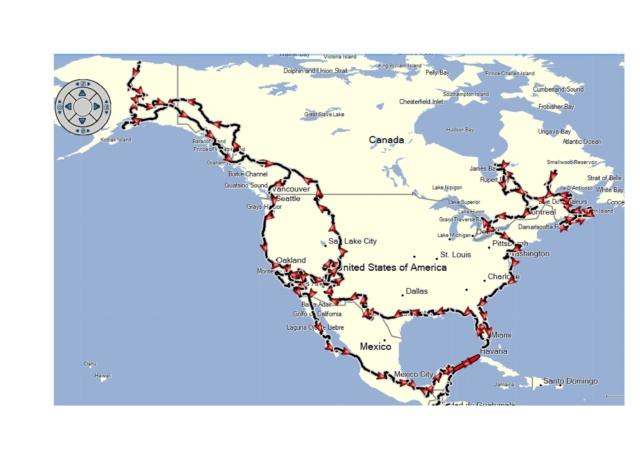 Notre itinéraire sur les 3 Amériques 000110