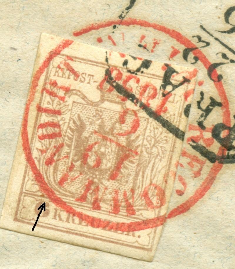 Die erste Österreichische Ausgabe 1850 - Seite 5 1850_611