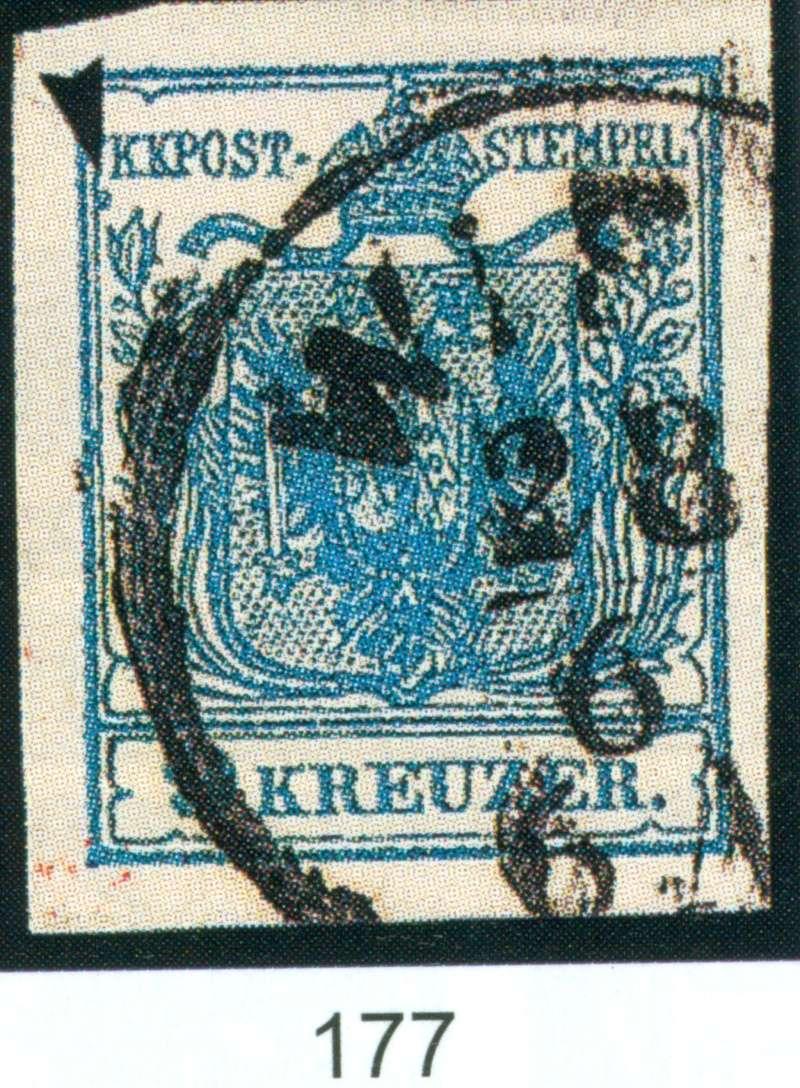 Die erste Österreichische Ausgabe 1850 - Seite 5 1850_911