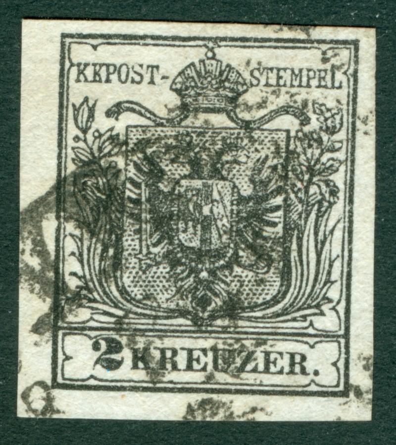 Die erste Österreichische Ausgabe 1850 - Seite 5 1850_h10