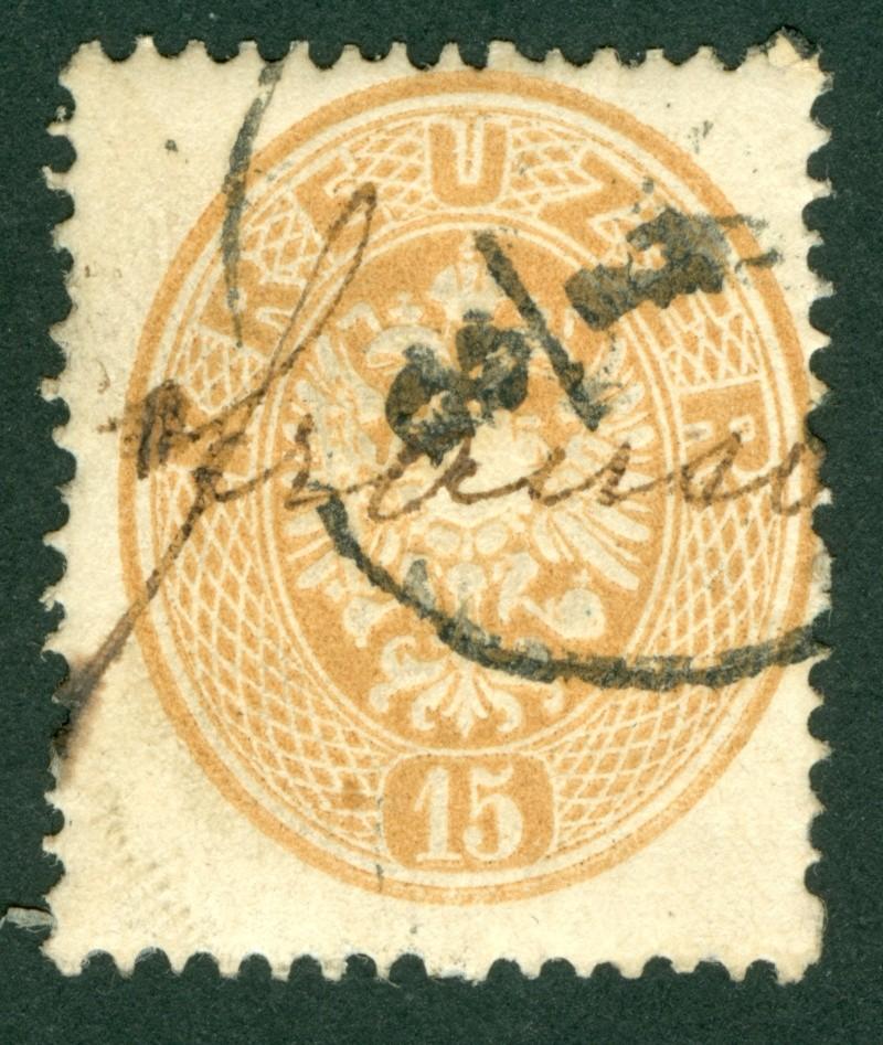 Die Freimarken-Ausgabe  1863 1863_110