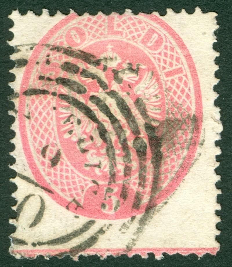 Lombardei-Venetien, Ausgaben 1863 und 1864 1863_510