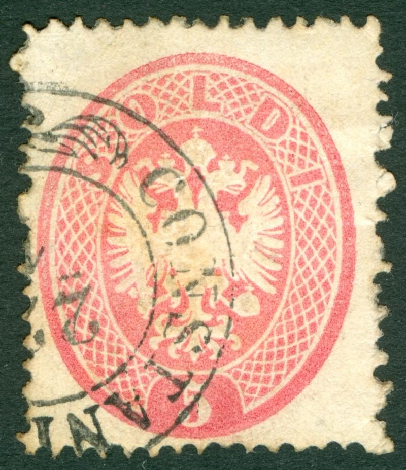 Österreich - Kreta und Levante 1863_511