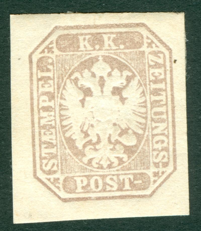 DIE ZEITUNGSMARKEN AUSGABE 1863 1863_z10