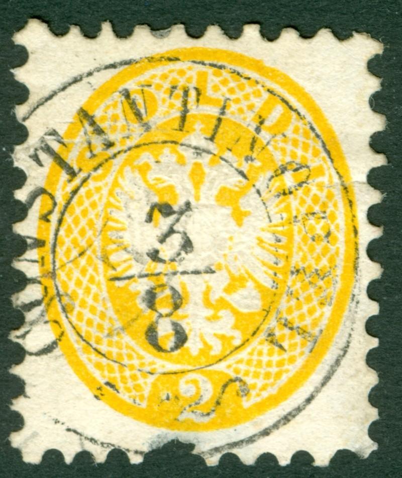 Österreich - Kreta und Levante 1864_210
